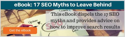 dispel the SEO myths
