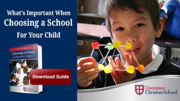 Download Now: A Parent's Guide to Choosing a School in Northern Virginia