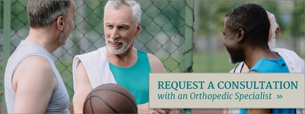 Request a Consultation with an Orthopedic Specialist | Weiss Memorial Hospital