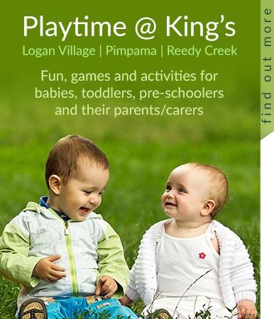 Click to find out about Playtime @ King's