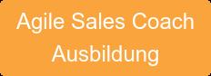 Agile Sales Coach Ausbildung