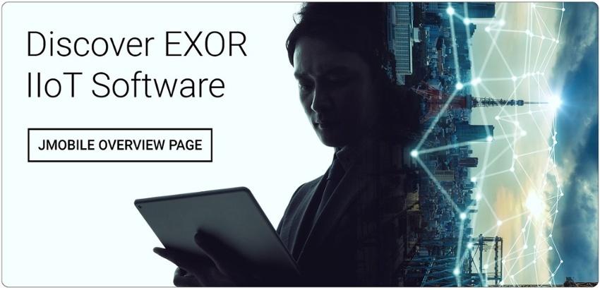 discover EXOR IoT software