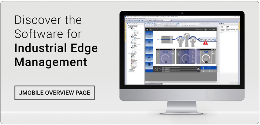 industrial edge management software