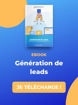 Téléchargement ebook génération de leads
