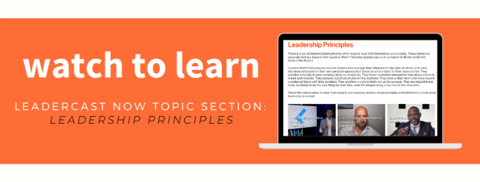 LCN - Leadership Principles