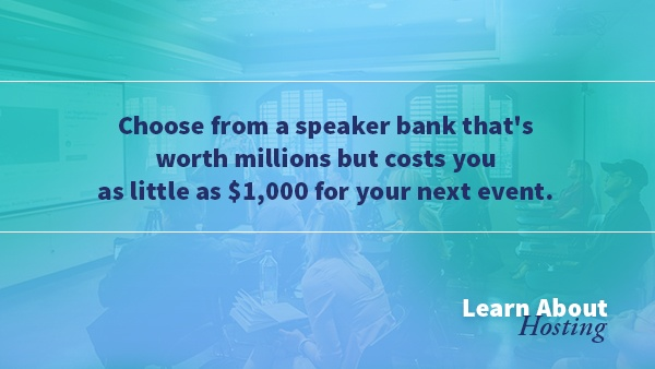 Host a Professional Development Event with Leadercast