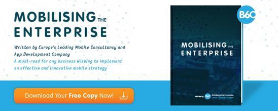 Download'Mobilising the Enterprise' eBook