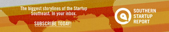 Subscribe to the SSR today and get the best Southern Startup stories in your inbox