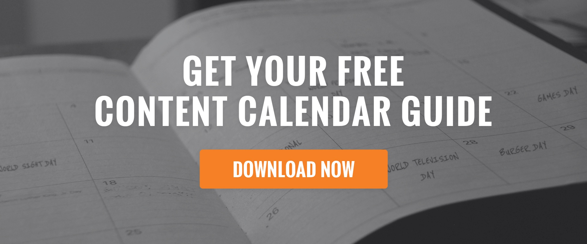 Content Calendar Guide