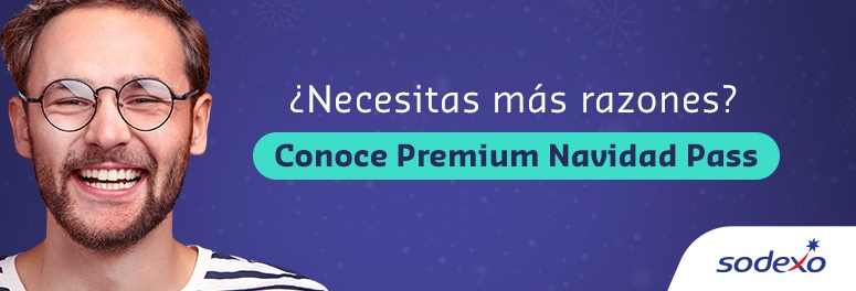 Conoce Premium Navidad Pass