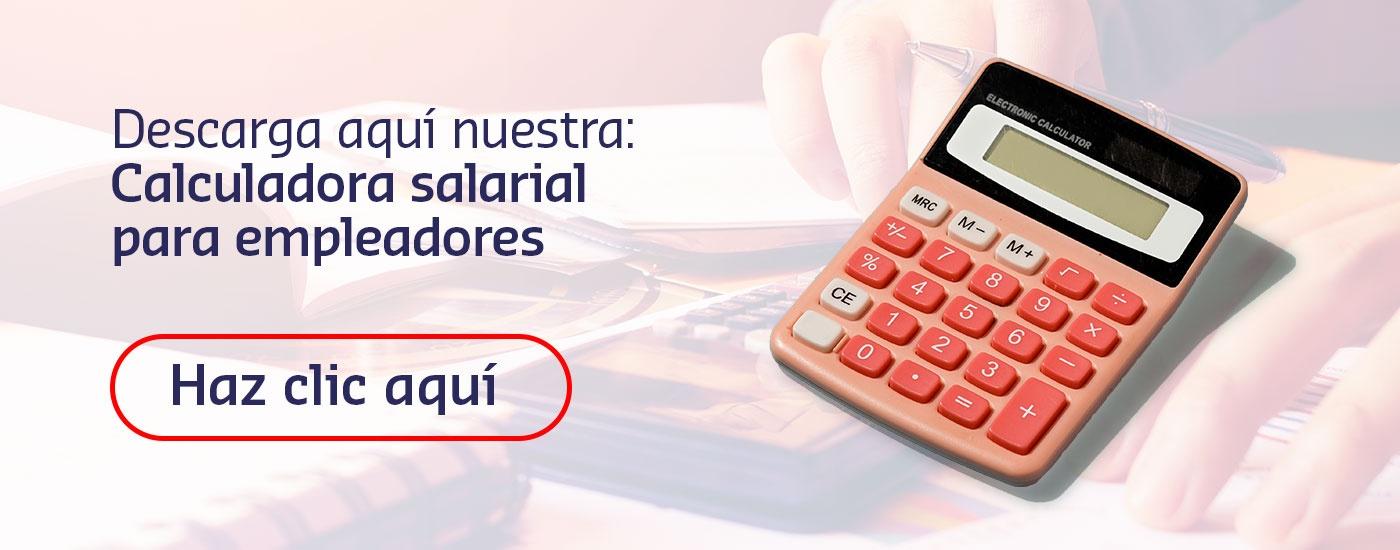 calculadora salarial empleador