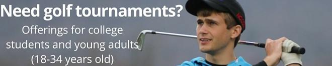 list of local golf tournaments