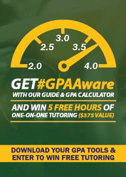 Get #GPAAware & Enter to Win Free Tutoring