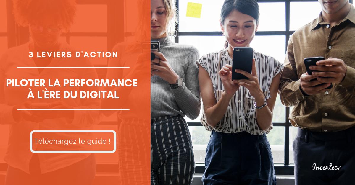 Piloter la performance à l'ère digitale