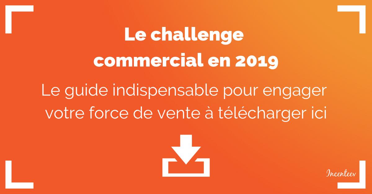 Le challenge commercial en 2019