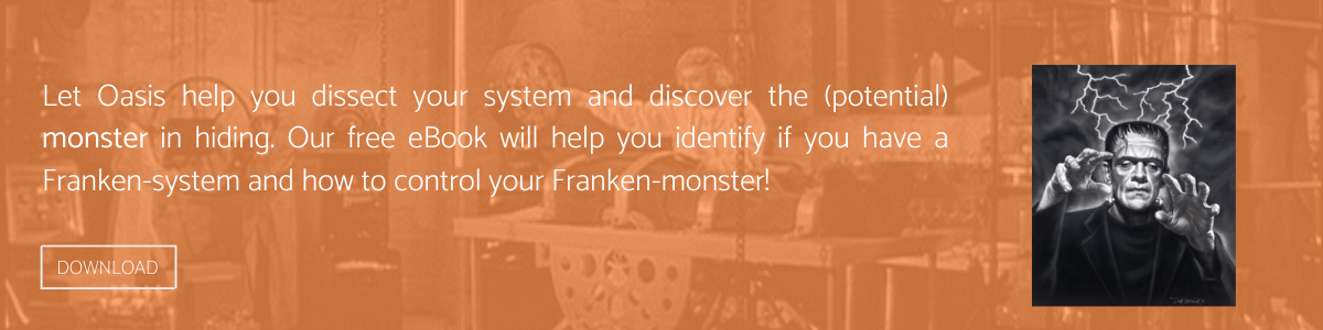 Download Identify & Fix Your Software Franken-Systems eBook