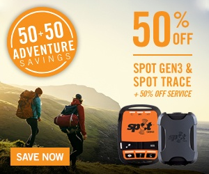 50 + 50 SAVINGS on SPOT Gen3 and Trace