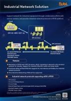 Leaflet: Industrial Network Solution