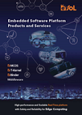 Catalog: Embedded Software Platform Products and Services (P)