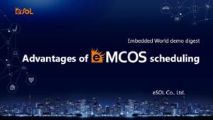 Demo Digest Slides: Advantages of eMCOS scheduling
