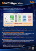 Leaflet: eMCOS Hypervisor