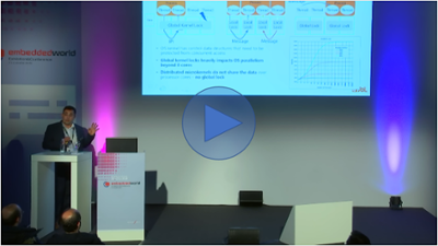 "Speech at Exhibitor's Forum in Embedded World 2020: ""Scaling up, down and right"""