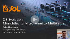 Video: OS Evolution - Monolithic to Microkernel to Multikernel
