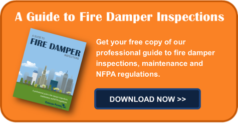 Download Free Fire Damper Inspection Guide