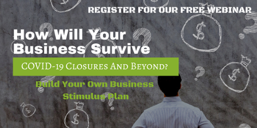 Click here to register for this focused webinar for trucking warehouse logistics companies trying to recover after COVID 19 closures