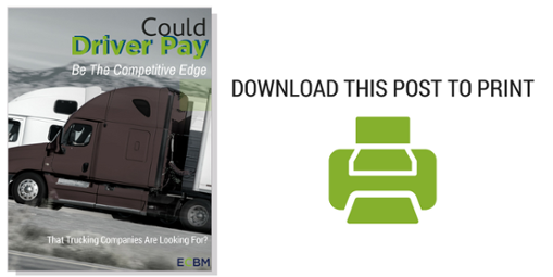 Click to download Could Driver Pay be the competitive edge for trucking companies