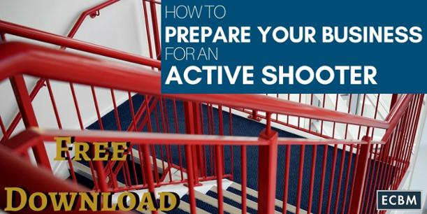 Prepare Your Business For An Active Shooter Guide