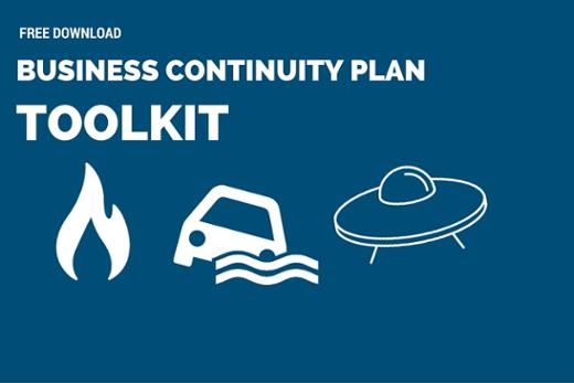Click For Business Continuity Plan Toolkit