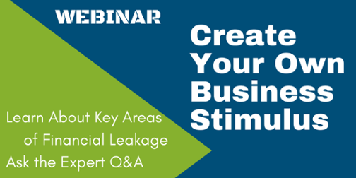 Click to register free webinar to reduce your insurance program costs and improve cash flow in your business