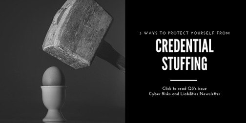 Click to download 3 ways to protect yourself from credential stuffing newsletter