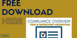 Free Download Compliance For Tier II Inventory Reporting