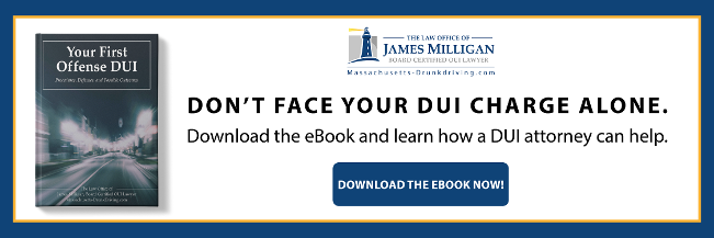 Your First DUI Offense eBook