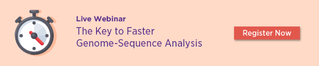 Faster Genome-Sequence Analysis