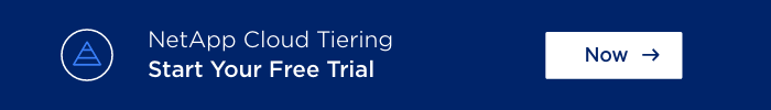 Cloud Tiering Free Trial