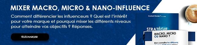 Stratégie d'influence : mixer macro, micro et nano