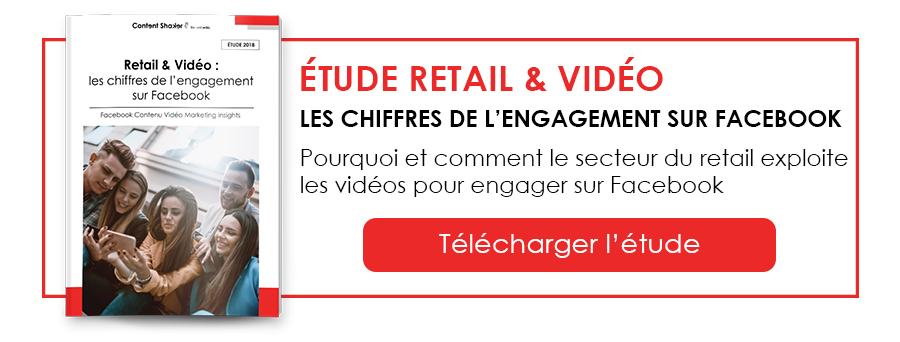 Etude retail & vidéo