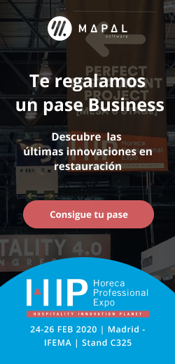 Te regalamos un pase Business para el HIP