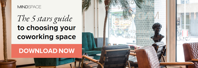 The 5 starts guide to choosing your coworking space