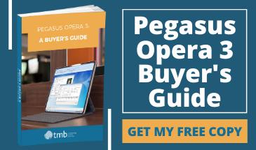 TMB - Pegasus Opera 3 - Small CTA