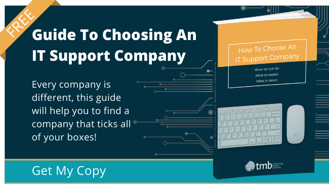 how to choose an it support company guide