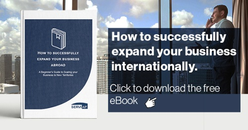eBook - How to successfully expand your business internationally