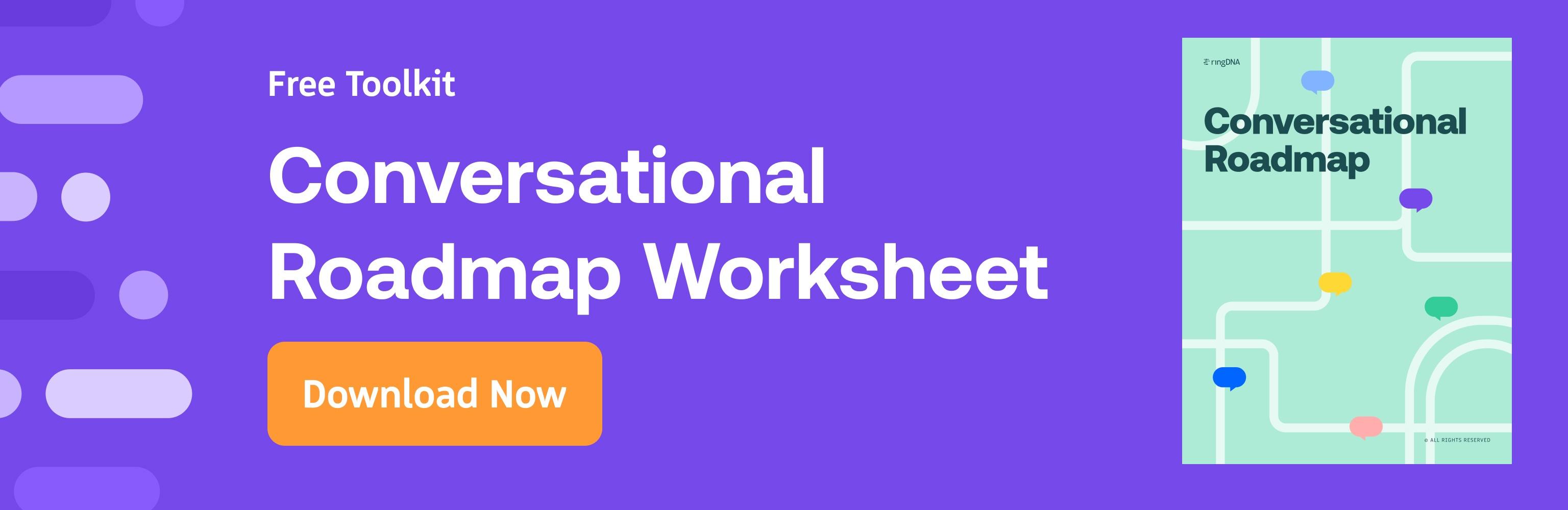 Conversational Roadmap Worksheet