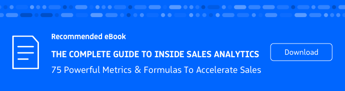 Recommended eBook: The Complete Guide to Sales Analytics