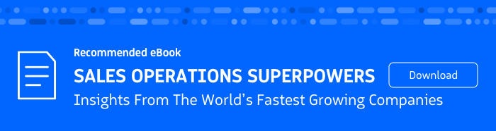 Recommended eBook: Sales Operations Superpowers