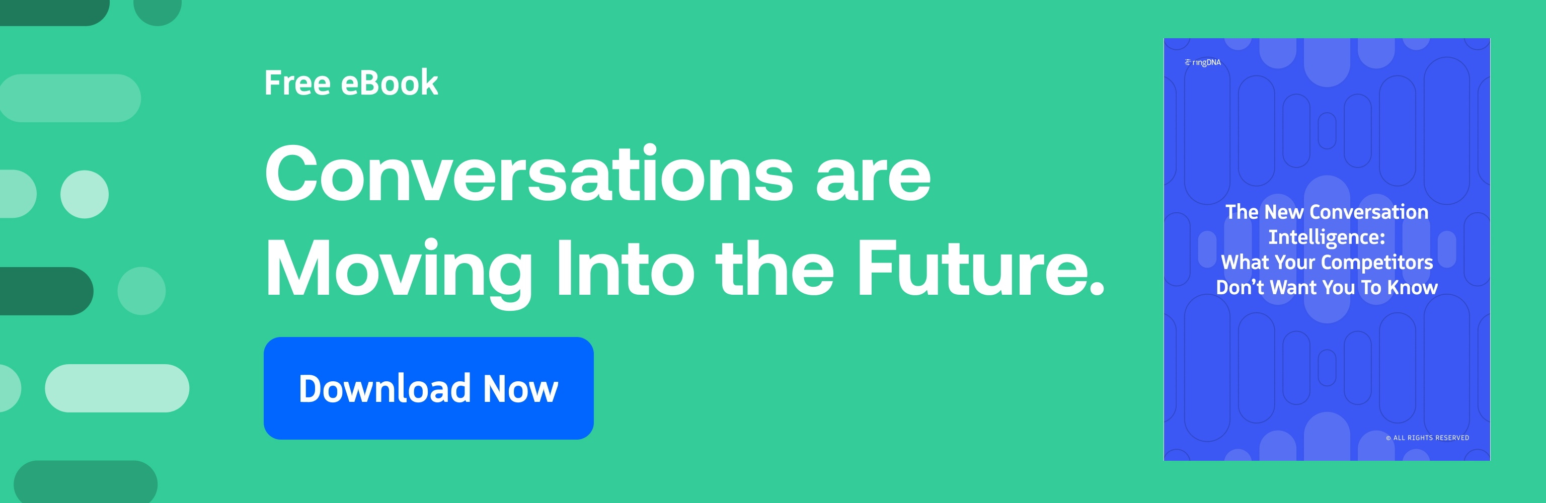 The New Conversation Intelligence: What Your Competitors Don't Want You To Know
