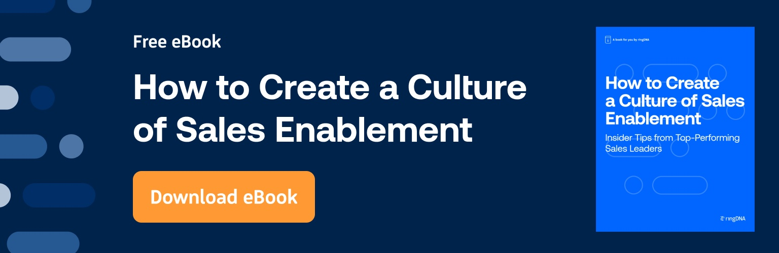 How to Create a Culture of Sales Enablement ebook download